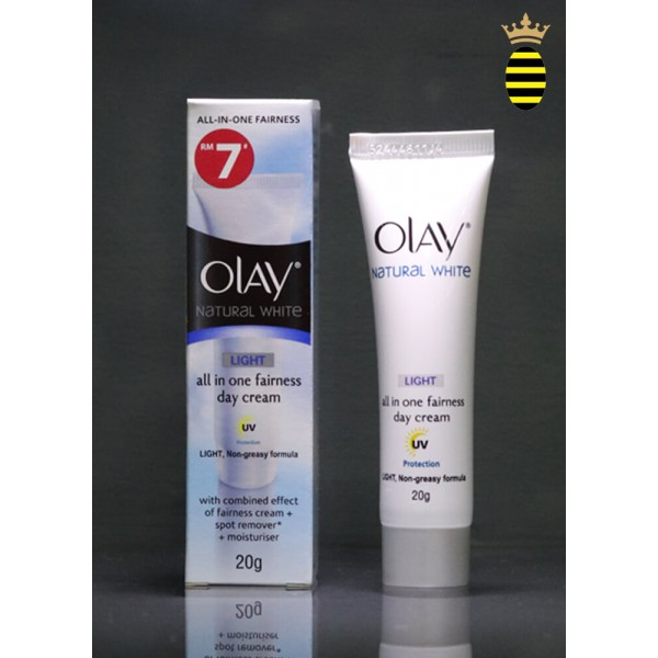 Olay Natural White Light (Day Cream) 20g
